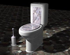 Как бороться с засорами в ванной и туалете
