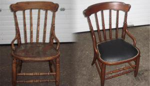 Перетяжка стульев на дому недорого в Орле