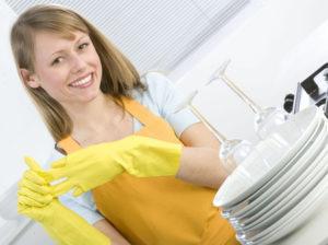 Мойка посуды на дому в Орле