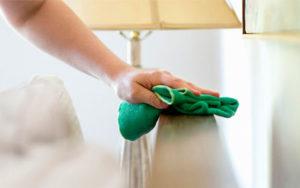 Уборка пыли в квартире и доме в Орле