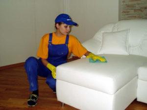 Чистка мебели на дому в Орле