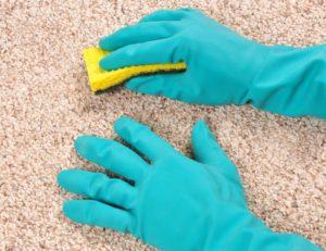 Чистка ковров своими руками